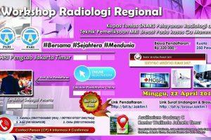 Workshop Radiologi Regional 2018