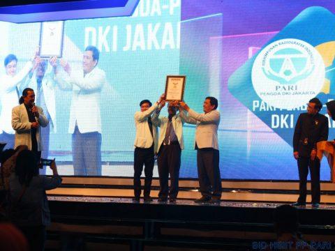Seminar Nasional PARI DKI Jakarta Cetak Rekor MURI